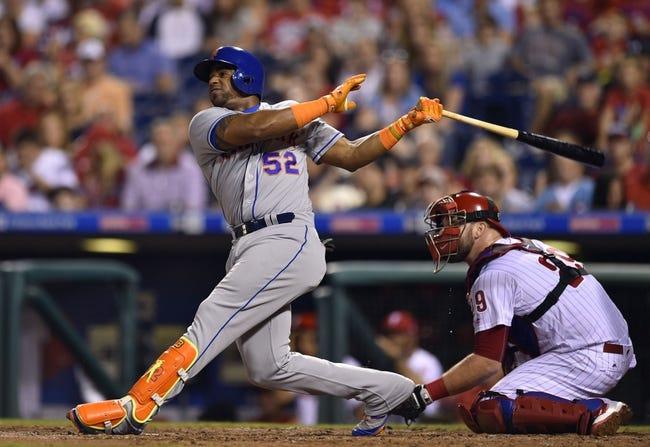 Philadelphia Phillies vs. New York Mets - 8/13/17 MLB Pick, Odds, and Prediction