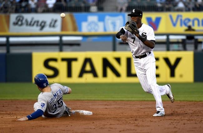 Chicago White Sox vs. Kansas City Royals - 8/13/17 MLB Pick, Odds, and Prediction