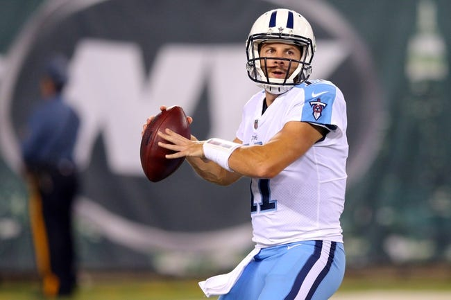 Tennessee Titans vs. Carolina Panthers - 8/19/17 NFL Pick, Odds, and Prediction