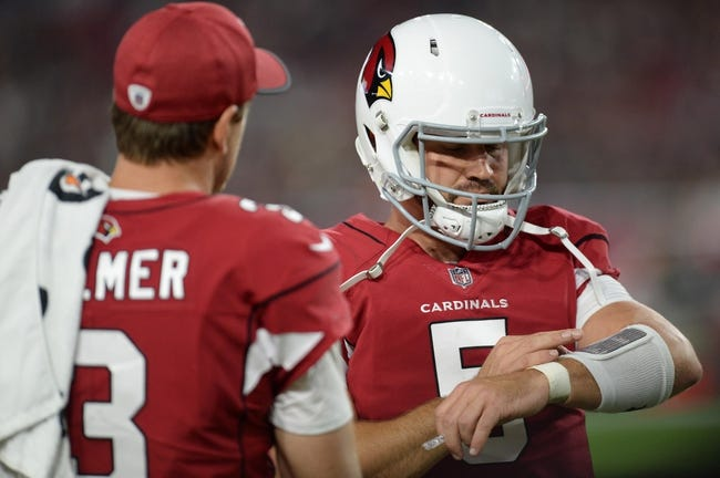 Arizona Cardinals vs. Chicago Bears - 8/19/17 NFL Pick, Odds, and Prediction