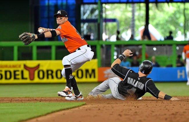 Colorado Rockies vs. Miami Marlins - 9/26/17 MLB Pick, Odds, and Prediction