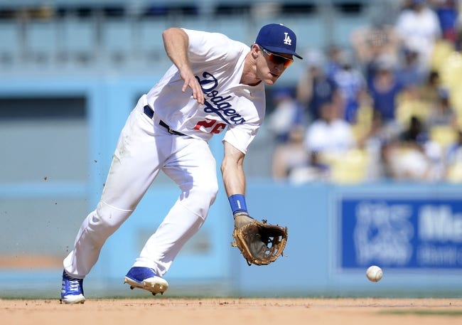 San Diego Padres vs. Los Angeles Dodgers Game 1 - 9/2/17 MLB Pick, Odds, and Prediction