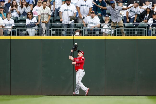 Seattle Mariners vs. Los Angeles Angels - 9/8/17 MLB Pick, Odds, and Prediction