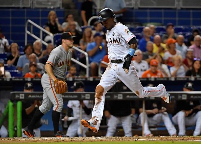Miami Marlins vs. San Francisco Giants - 8/15/17 MLB Pick, Odds, and Prediction