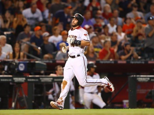 Arizona Diamondbacks vs. Houston Astros - 8/15/17 MLB Pick, Odds, and Prediction