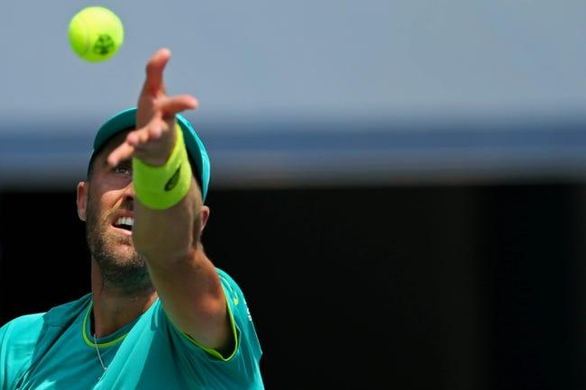 Tennis | Johnson vs. Edmund