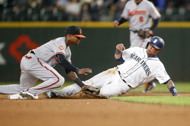Seattle Mariners vs. Baltimore Orioles - 8/16/17 MLB Pick, Odds, and Prediction