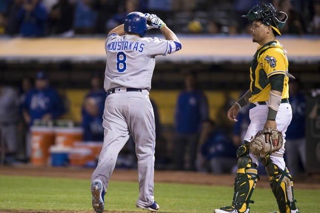 Oakland Athletics vs. Kansas City Royals - 8/16/17 MLB Pick, Odds, and Prediction