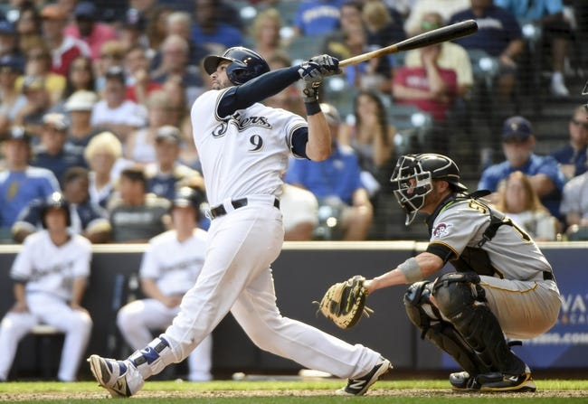 Milwaukee Brewers vs. Pittsburgh Pirates - 9/11/17 MLB Pick, Odds, and Prediction