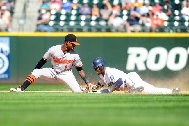 Baltimore Orioles vs. Seattle Mariners - 8/29/17 MLB Pick, Odds, and Prediction