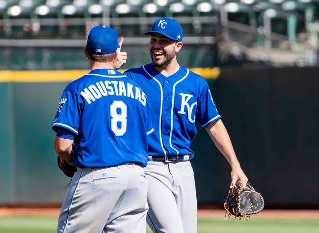 Kansas City Royals vs. Oakland Athletics - 6/1/18 MLB Pick, Odds, and Prediction