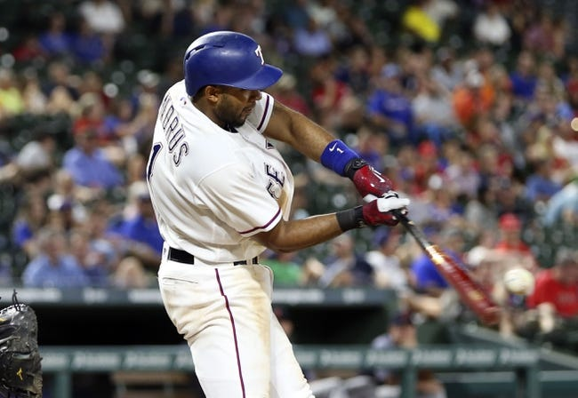 Texas Rangers vs. Detroit Tigers - 5/7/18 MLB Pick, Odds, and Prediction