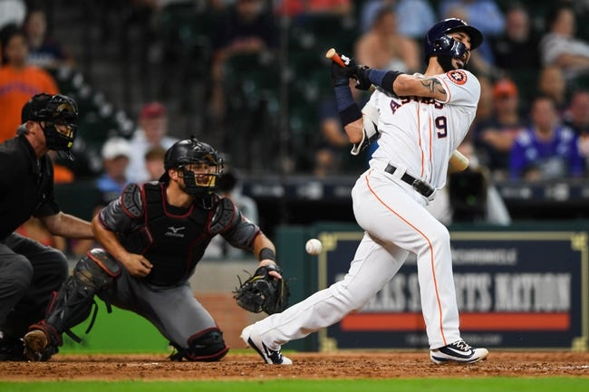 Arizona Diamondbacks vs. Houston Astros - 5/4/18 MLB Pick, Odds, and Prediction