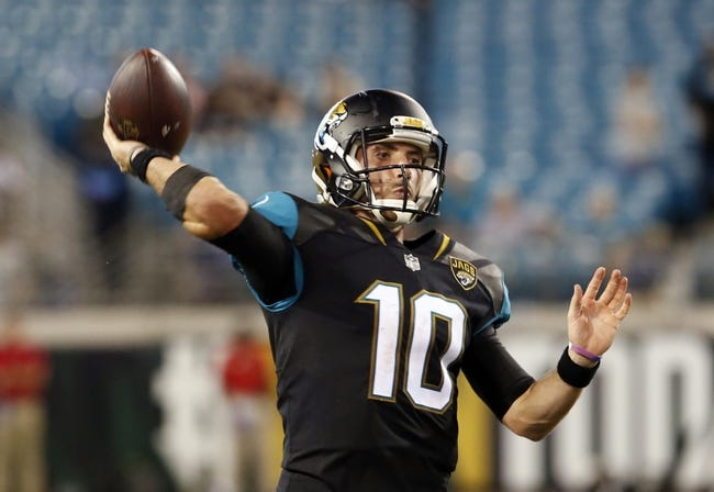 NFL | Carolina Panthers (6-10) at Jacksonville Jaguars (3-13)