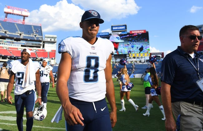 NFL | Chicago Bears (3-13) at Tennessee Titans (9-7)