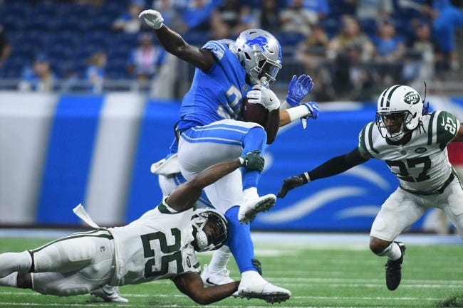 New York Jets at Detroit Lions - 9/10/18 NFL Pick, Odds, and Prediction
