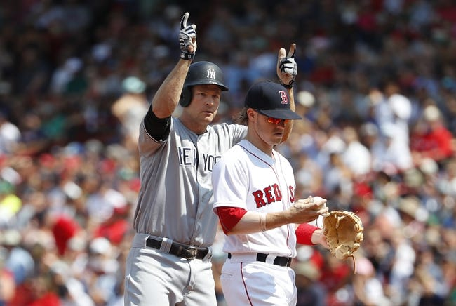 New York Yankees vs. Boston Red Sox - 8/31/17 MLB Pick, Odds, and Prediction