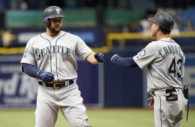 Seattle Mariners vs. Tampa Bay Rays - 6/1/18 MLB Pick, Odds, and Prediction