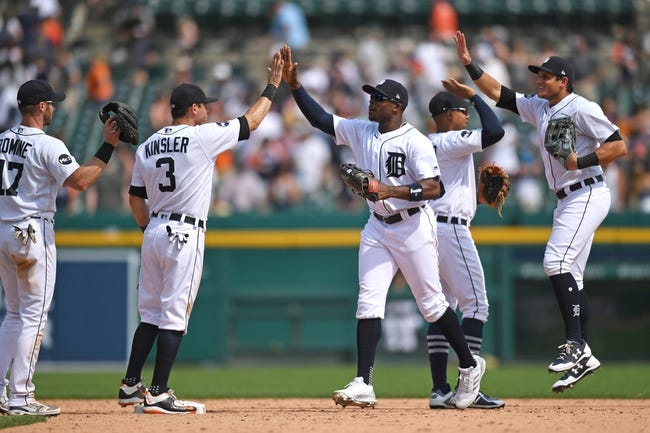 Detroit Tigers vs. Los Angeles Angels - 5/28/18 MLB Pick, Odds, and Prediction