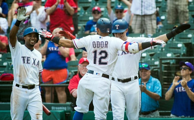 Chicago White Sox vs. Texas Rangers - 5/17/18 MLB Pick, Odds, and Prediction