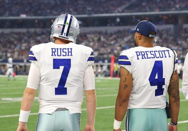 Dallas Cowboys vs. Oakland Raiders - 8/26/17 NFL Pick, Odds, and Prediction