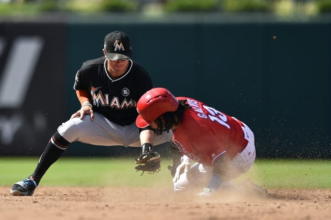 Miami Marlins vs. Philadelphia Phillies - 8/31/17 MLB Pick, Odds, and Prediction