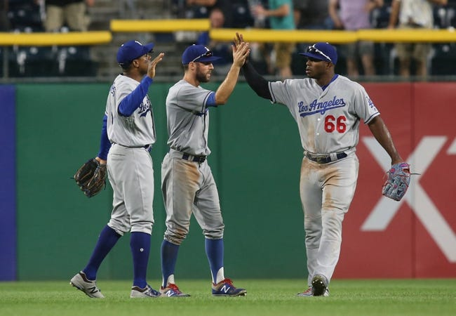 Pittsburgh Pirates vs. Los Angeles Dodgers - 6/5/18 MLB Pick, Odds, and Prediction