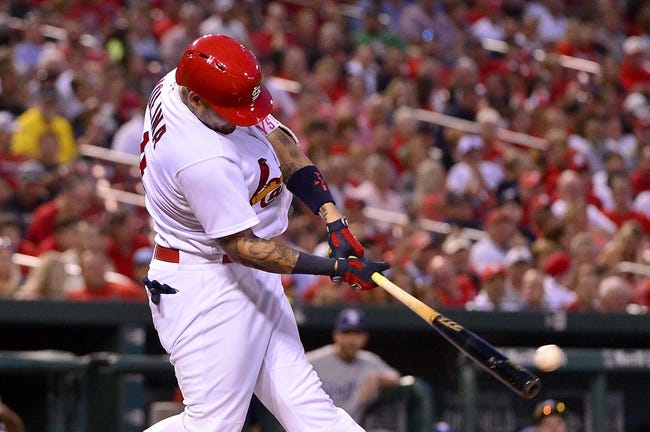 San Diego Padres vs. St. Louis Cardinals - 9/5/17 MLB Pick, Odds, and Prediction