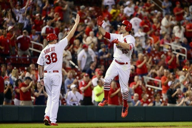 San Diego Padres vs. St. Louis Cardinals - 9/4/17 MLB Pick, Odds, and Prediction