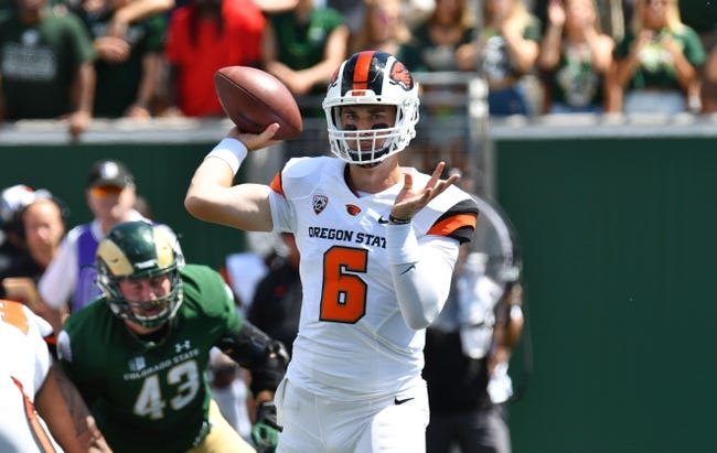 Stanford vs. Oregon State - 11/10/18 College Football Pick, Odds, and Prediction