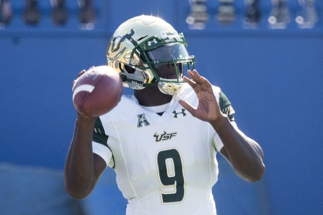 USF vs. Illinois - 9/15/17 College Football Pick, Odds, and Prediction