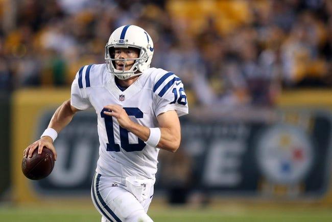 Indianapolis Colts vs. Cincinnati Bengals - 8/31/17 NFL Pick, Odds, and Prediction