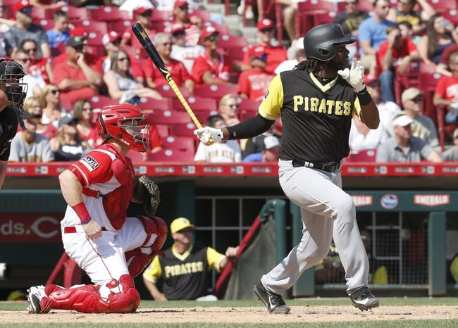 Pittsburgh Pirates vs. Cincinnati Reds - 9/1/17 MLB Pick, Odds, and Prediction