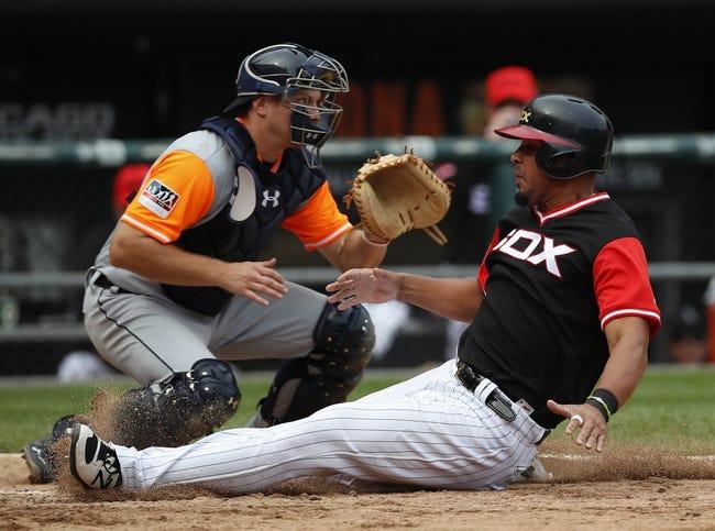Detroit Tigers vs. Chicago White Sox - 9/14/17 MLB Pick, Odds, and Prediction