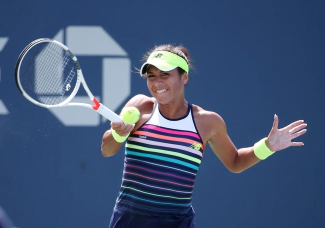 Tennis | Rebecca Marino vs Heather Watson