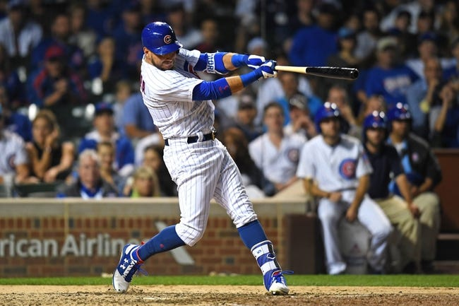 Chicago Cubs vs. Pittsburgh Pirates - 8/29/17 MLB Pick, Odds, and Prediction