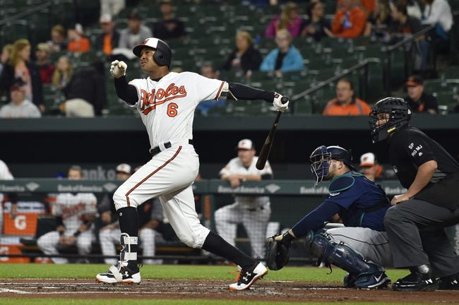Baltimore Orioles vs. Seattle Mariners - 8/30/17 MLB Pick, Odds, and Prediction