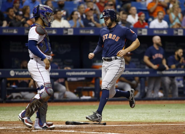Houston Astros vs. Texas Rangers - 8/30/17 MLB Pick, Odds, and Prediction