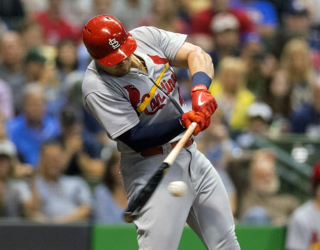 Milwaukee Brewers vs. St. Louis Cardinals - 8/30/17 MLB Pick, Odds, and Prediction