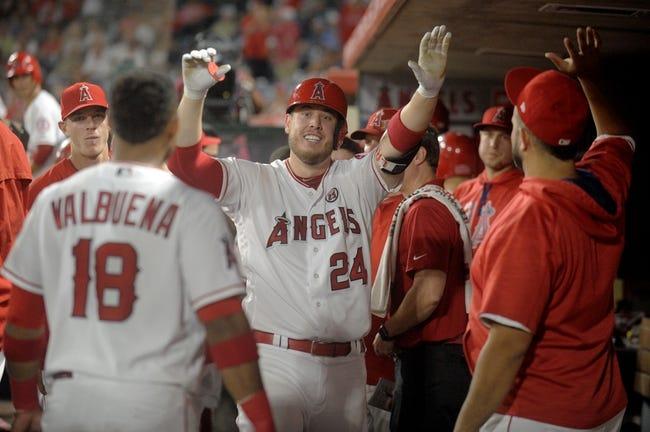 Los Angeles Angels vs. Oakland Athletics - 8/30/17 MLB Pick, Odds, and Prediction