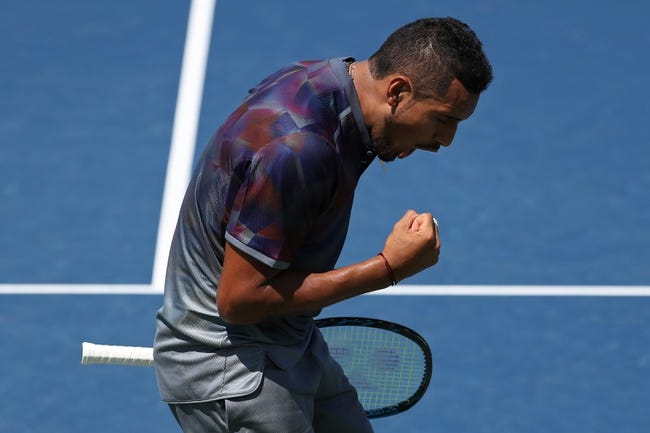 Nick Kyrgios vs. Rogerio Dutra Silva 2018 Australian Open Pick, Odds, Prediction