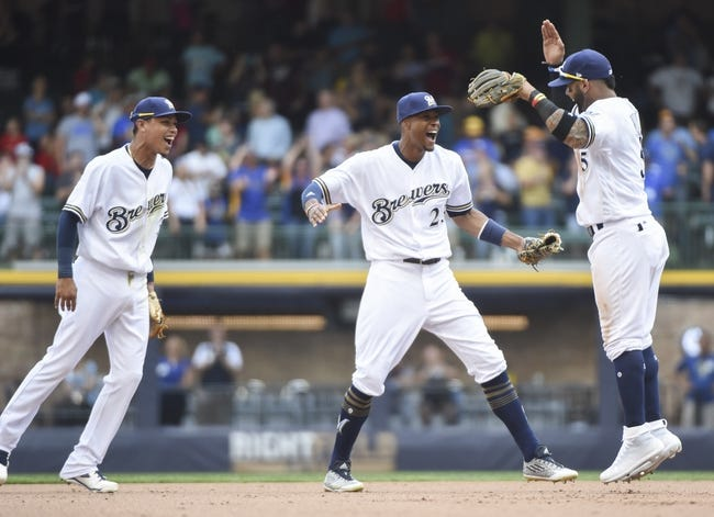 St. Louis Cardinals vs. Milwaukee Brewers - 9/29/17 MLB Pick, Odds, and Prediction