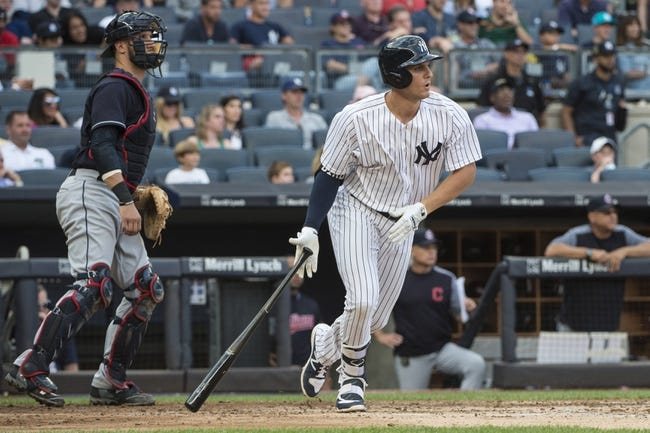 Cleveland Indians vs. New York Yankees Game 1 - 10/5/17 MLB Pick, Odds, and Prediction