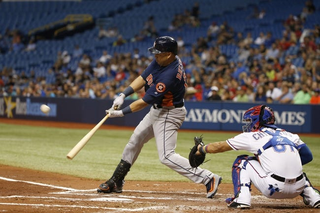Houston Astros vs. Texas Rangers - 8/31/17 MLB Pick, Odds, and Prediction