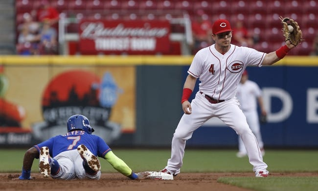 Cincinnati Reds vs. New York Mets - 8/31/17 MLB Pick, Odds, and Prediction