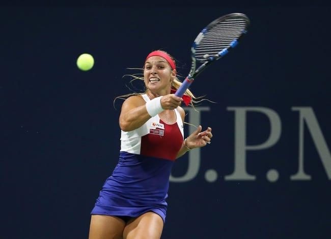 Tennis | Elise Mertens vs. Dominika Cibulkova