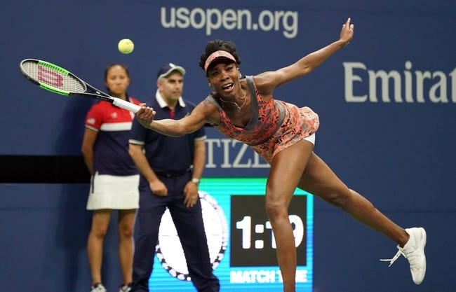 Venus Williams vs. Maria Sakkari 2017 US Open Pick, Odds, Prediction