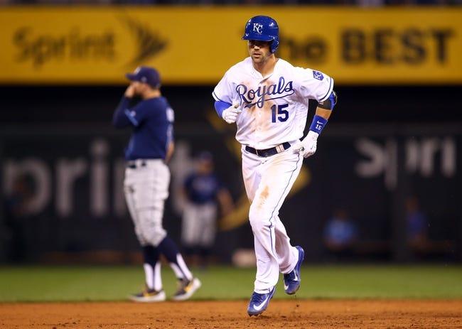 MLB | Tampa Bay Rays (16-22) at Kansas City Royals (13-27)
