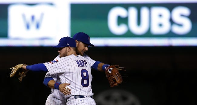 Pittsburgh Pirates vs. Chicago Cubs - 9/4/17 MLB Pick, Odds, and Prediction