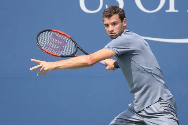 Tennis   Dimitrov vs. Edmund